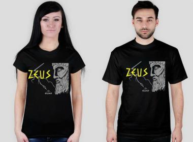 zeus koszulki